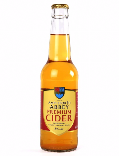 1 x Case Of Ampleforth Abbey Premium Cider 33cl